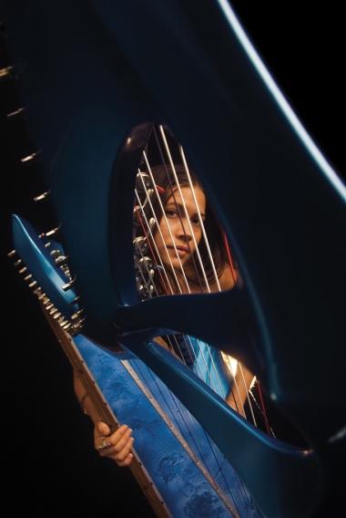 Winning shot in 2012 SCOPE Magazine music photography comp.