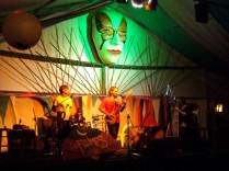 The Flumes at Woodford Folk Festival