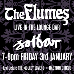 Solbar Friday 3rd January
